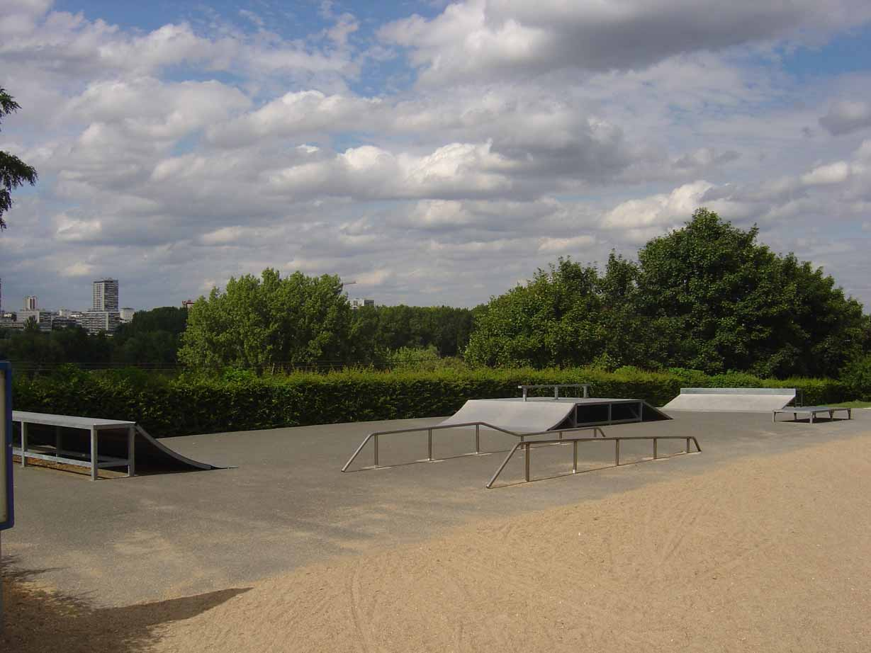 skatepark tours la bergeonnerie